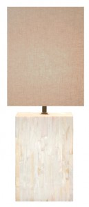 Luxtree Mini Cream Perla table lamp