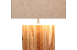 Luxtree Small line teak